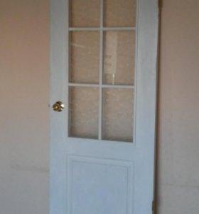 Дверь под окраску