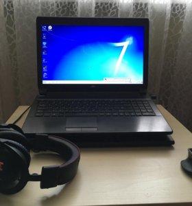 Мощный ноутбук DNS A35FE (торг уместен)