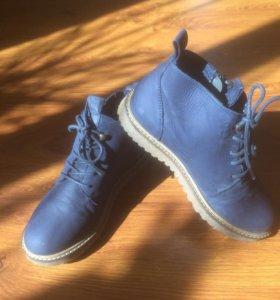 Ботинки для мальчика демисезонные р-р32 торг