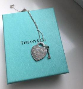 Tiffany&co подвеска