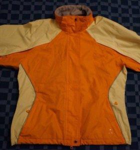 Горнолыжная-сноубордическая куртка 4в1
