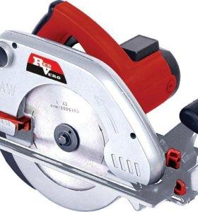Пила дисковая электрическая RedVerg RD-CS210-85