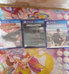 Игры на Sony ps 4
