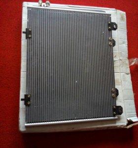 Радиатор кондиционера на мерседес