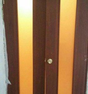 Двери с новой квартиры