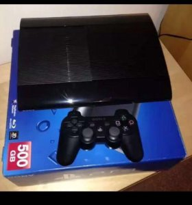 Play Station 3 Super Slim 500gb