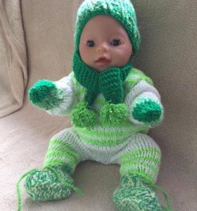 Одежда для кукол БебиБон и аналоги