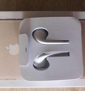 Наушники EarPods от I Phone 7