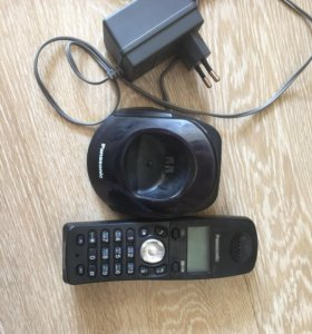 Телефон Panasonik(доп.трубка)