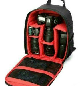 Рюкзак для фотоаппарата и аксессуаров