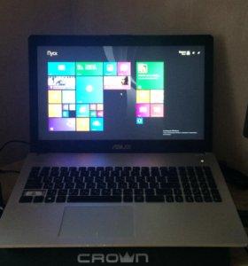 Ноутбук ASUS N56JN
