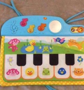 Пианино мягкое