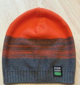 Новая весенняя шапка 54 размер