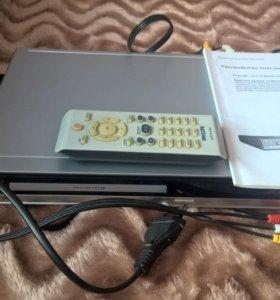 Видеопроигрыватель Philips DVP3I48K