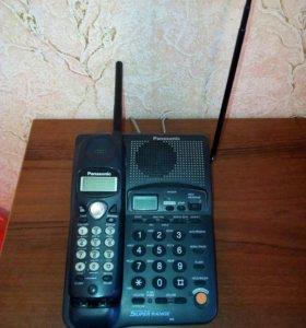 Телефон с автоответчиком Panasonic