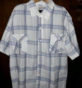 Мужская летняя рубашка.