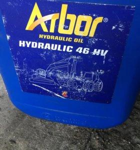 Масло гидравлическое Arbor 46 HV