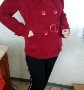 Вильветовый пиджак