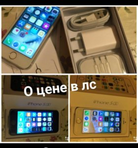 iPhone 5s( silver,gold,space gray)