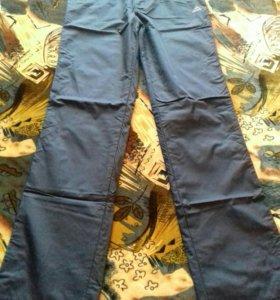 Плащёвые брюки