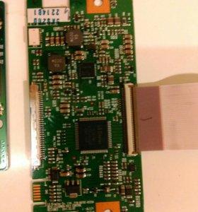 контроллер панели T-CON 6870c-0325a Тошиба