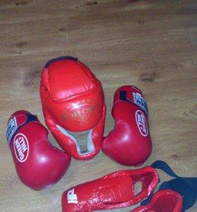шлем,перчатки,защита стопы (футы)