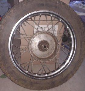 Продам колесо на ИЖ