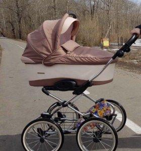 коляска классическая Navington caravel