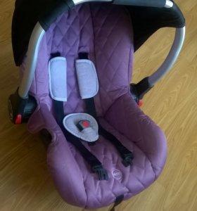 Автолюлька Happy Baby 0+ 0-13 кг