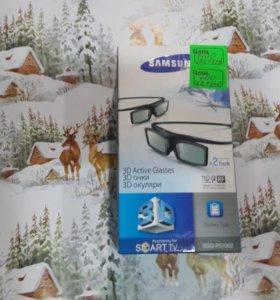 3D очки для телевизора САМСУНГ с функцией 3D