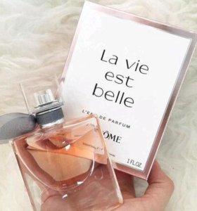 Продам аромат и парф. вода Lancome