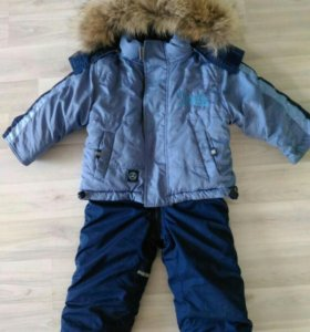 Зимний костюм Fobos 1