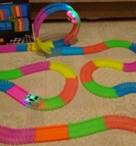 Magic track 366 дет.