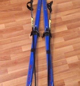 Беговые Лыжи с ботинками