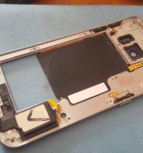 Рамка на Samsung s6 edge.
