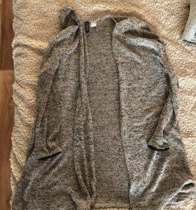 Кардиган и платья