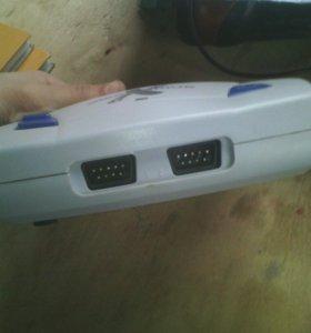 Приставка Mega Drive X 16-bit