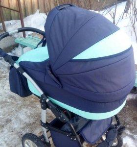 Продам коляску 2в1после одного ребёнка