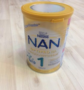 NAN 1 гипоаллергенный