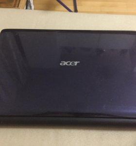 Ноутбук Acer aspire 7738G