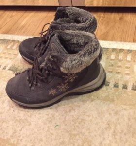 Зимние кроссовки 37 размера