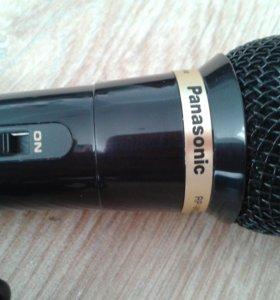 Микрофон Panasonic НОВЫЙ