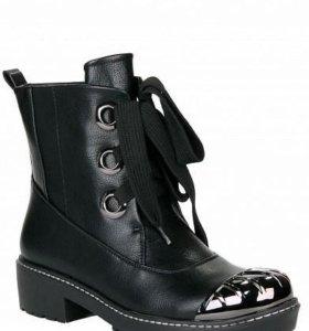 Ботинки деми Новые 38 размер