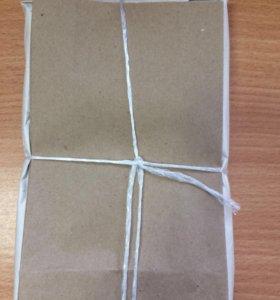 Крафт-пакеты, 11*18см