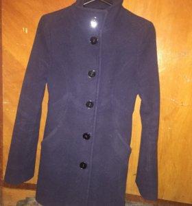 Пальто женское кашемир размер 36