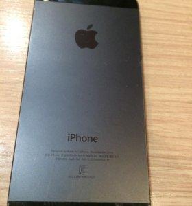 iPhone5.На запчасти