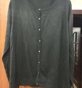 Кофточка,58-60размер,одета2раза