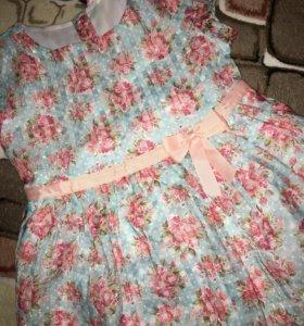 Срочно срочно продаю красивое детское платье