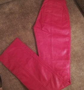 Кожаные брюки GF Ferre