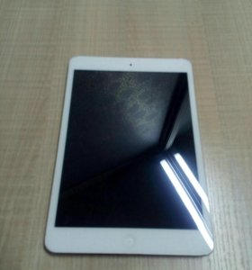 iPad mini wifi  16gb white